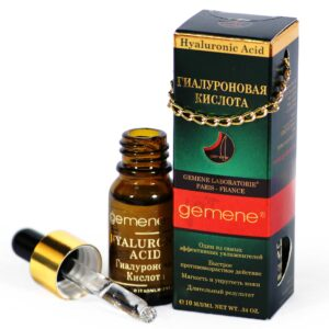 Hyaluron Serum hochdosiert Hyaluronsäure Anti Aging Serum Anti Faltenserum 10ml