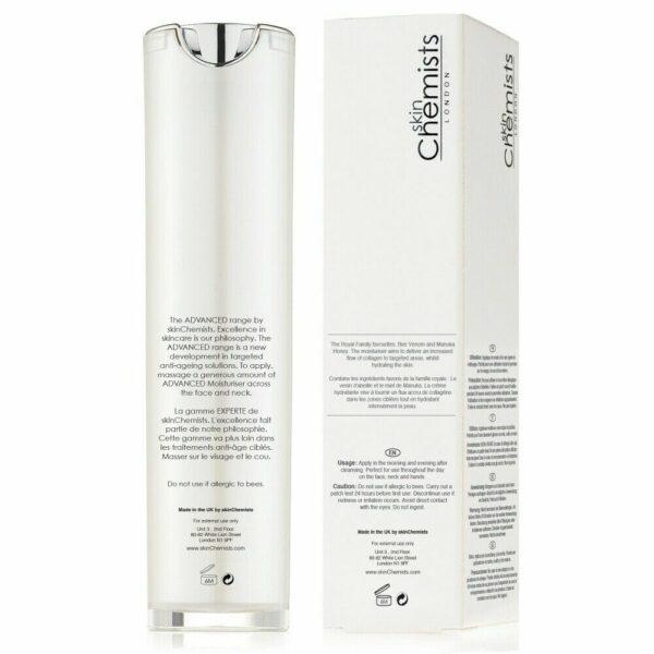 Feuchtigkeitspflege Intelligentes Hautpflegeprodukt von skinChemists