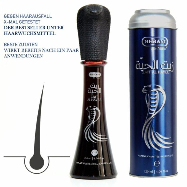 Hemani SNAKE OIL Schlangenöl
