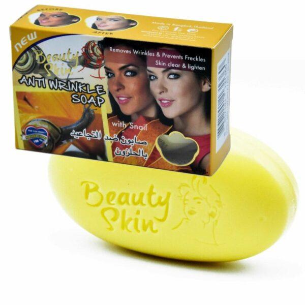Schnecken Gel Natur-Seife Hautflecken Akne