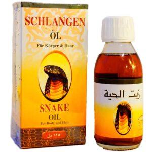 Schlangenöl gegen Haarausfall 60ml