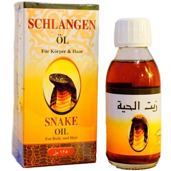 Schlangenöl Haare 125ml