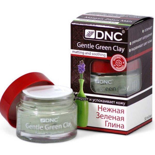 Clay Face Gesichtsmaske fettige ölige Haut 50ml Green