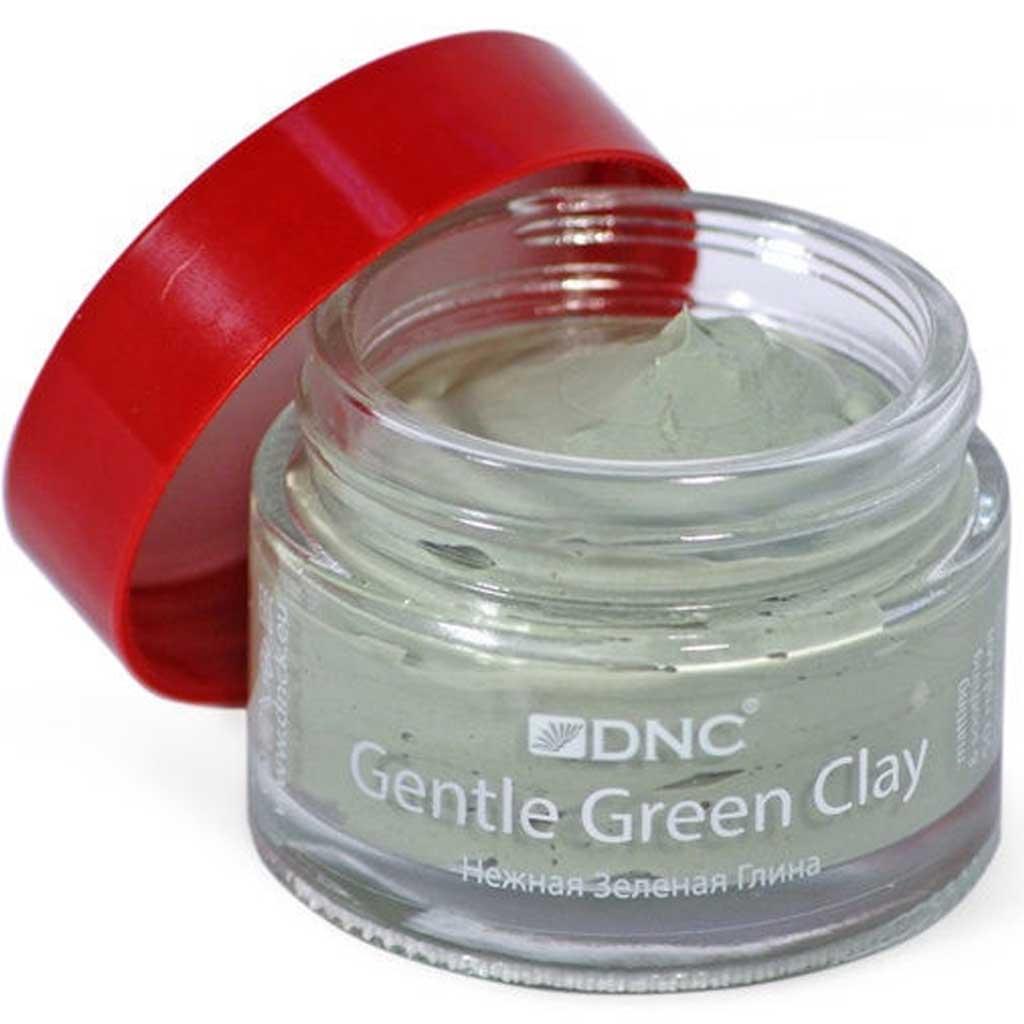 Clay Mask Gesichtsmaske fettige ölige Haut 50ml Green 1