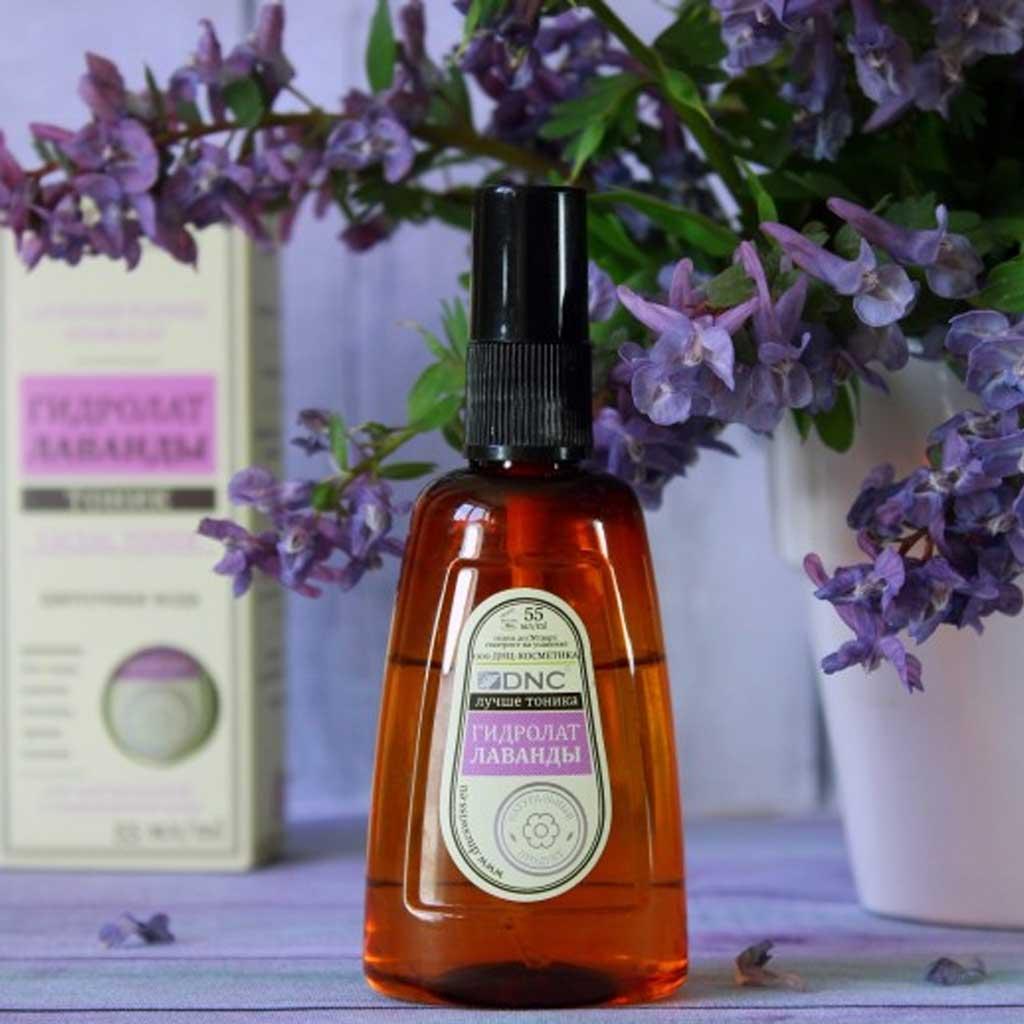 Lavendel Gesichtstonikum klärend Lavendelhydrolat Bio 55ml