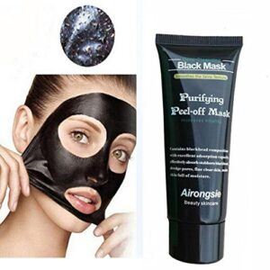 Beauty Peel-Off-Maske Black Mask Nase Mitesser Poren 50ml