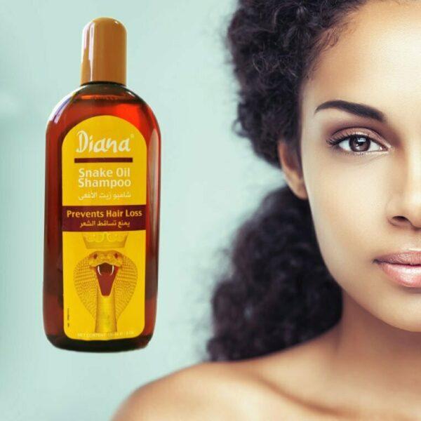 Schlangenöl Haarausfall Shampoo