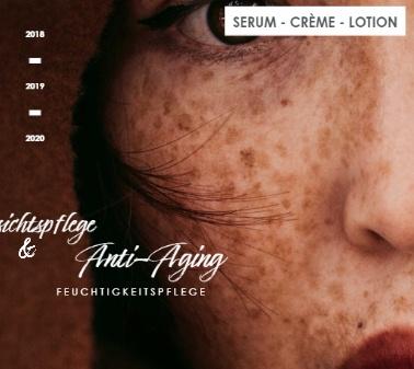Gesichtspflege Kosmetik-Online-Shop